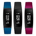economico -V07S Intelligente Guarda 0.87 pollice Misura dello schermo Monitoraggio frequenza cardiaca Misurazione della pressione sanguigna Sportivo Pedometro Avviso di chiamata Monitoraggio del sonno per