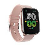 economico -W08 Intelligente Guarda Bluetooth IP 67 Impermeabile Schermo touch Monitoraggio frequenza cardiaca Cronometro Pedometro Avviso di chiamata per Android iOS Uomini donne / Sportivo
