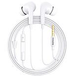 economico -Remax RM-310 Auricolari in-ear cablato Jack audio da 3,5 mm PS4 PS5 XBOX Design ergonomico nell'orecchio per Apple Samsung Huawei Xiaomi MI Cellulare