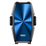 economico -Remax Supporto per cellulare Auto Supporto per auto Porta telefono Tipo di fibbia Regolabili 360 ° di rotazione policarbonato ABS Appendini per cellulare iPhone 12 11 Pro Xs Xs Max Xr X 8 Samsung