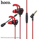 economico -HOCO M45 Auricolari in-ear cablato Jack audio da 3,5 mm PS4 PS5 XBOX Design ergonomico Stereo Dotato di microfono per Apple Samsung Huawei Xiaomi MI Cellulare