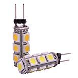 economico -lampadina a led g4 5 9 13 smd 5050 faretto a cuneo lampadario illuminazione sostituire lampade alogene lampada per interni auto indicatore laterale lampadina di backup 2 pezzi