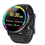 economico -Domiwear DM19 Intelligente Guarda 2.03 pollice Misura dello schermo IP 67 Impermeabile Schermo touch Monitoraggio frequenza cardiaca ECG + PPG Pedometro Avviso di chiamata per Android iOS Uomini donne