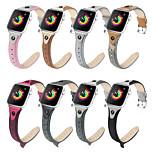 economico -Cinturino intelligente per Apple  iWatch 1 pcs Banda di affari Tela Sostituzione Custodia con cinturino a strappo per Apple Watch Serie SE / 6/5/4/3/2/1