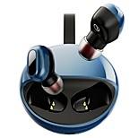 economico -DR20 Auricolari wireless Cuffie TWS Bluetooth5.0 Design ergonomico Stereo Doppio driver per Apple Samsung Huawei Xiaomi MI Uso quotidiano Viaggi All'aperto Cellulare