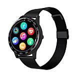 economico -SMA YH3S Intelligente Guarda Bluetooth 1.28 pollice Misura dello schermo IP 67 Impermeabile Schermo touch Monitoraggio frequenza cardiaca Timer Cronometro Pedometro per Android iOS Uomini donne