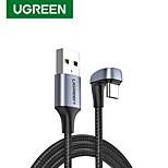 economico -UGREEN USB C Cavi Alta velocità 3 A 1.5M (5 piedi) Nylon TPE Per Xiaomi Huawei Appendini per cellulare