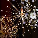 economico -led luci stringa fuochi d'artificio luci fiabesche 120 led con batteria 4aa 13 tasti telecomando 2 confezioni