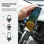 economico -UGREEN Supporto per cellulare Auto Supporto per auto Regolabili Lega di alluminio ABS Appendini per cellulare iPhone 12 11 Pro Xs Xs Max Xr X 8 Samsung Glaxy S21 S20 Note20