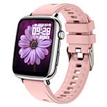 economico -SMA YP41 Intelligente Guarda Bluetooth 1.69 pollice Misura dello schermo IP 67 Impermeabile Schermo touch Monitoraggio frequenza cardiaca Timer Cronometro Pedometro Cassa dell'orologio da 42 mm per
