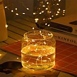 economico -luci a stringa di filo di rame a luce led con batteria 3aa fissa su decorazione per interni a luce fiabesca