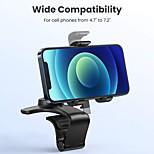 economico -supporto per telefono supporto per auto supporto per auto tipo stickup supporto per telefono magnetico lega di alluminio accessorio per telefono iphone 12 11 pro xs xs max xr x 8 samsung glaxy s21 s20