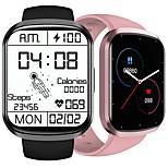 economico -HW13 Intelligente Guarda per Android iOS 1.5 pollice Misura dello schermo Schermo touch Monitoraggio frequenza cardiaca Misurazione della pressione sanguigna Timer Pedometro Tracker di fitness Uomini