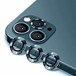 economico -wsken compatibile con iphone 12 pro camera vetro antiproiettile, protezione della fotocamera a 360 gradi, protezione dello schermo dell'obiettivo della fotocamera, durezza 9h, antigraffio - pacific