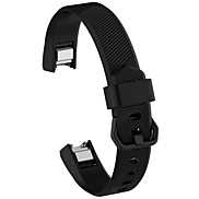 cheap -Watch Band for Fitbit Alta HR / Fitbit Ace / Fitbit Alta Fitbit Sport Band Silicone Wrist Strap