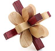 abordables -Puzzle Puzzles en bois IQ Casse-Tête Niveau professionnel Vitesse En bois Classique & Intemporel Garçon Fille Jouet Cadeau / 14 ans et +