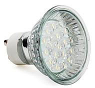 abordables -1pc 1 W Spot LED 60-80 lm E14 GU10 E26 / E27 18 Perles LED LED Dip Blanc Chaud Blanc Froid 220-240 V