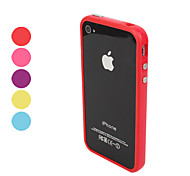 economico -Custodia Per iPhone 4/4S / Apple iPhone 4s / 4 Antiurto Morbido TPU