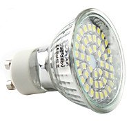abordables -1 pc 3 W Spot LED 250-300 lm GU10 48 Perles LED SMD 2835 Blanc Chaud Blanc Froid Blanc Naturel 220-240 V