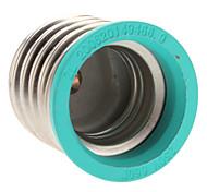 abordables -E40 à E27 E27 85-265 V Plastique Douille ampoule