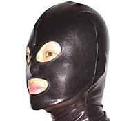 abordables -Masque Costume de peau Ninja Adulte Spandex Latex Costumes de Cosplay Genre Homme Femme Couleur Pleine Halloween