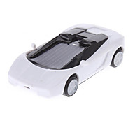 cheap -Solar Power Mini Racing Car (White)