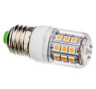 abordables -Ampoules Maïs LED 3500 lm E26 / E27 T 30 Perles LED SMD 5050 Blanc Chaud 220-240 V 110-130 V / # / CE