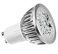 abordables -4 W Spot LED 400 lm GU10 MR16 4 Perles LED LED Haute Puissance Intensité Réglable Blanc Chaud 220-240 V
