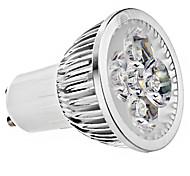 abordables -brelong 1 pc 4w gu10 dimmable led light cup ac85-265v lumière naturelle blanche et chaude
