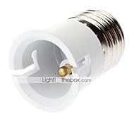 abordables -E27 à B22 B22 85-265 V Plastique Douille ampoule