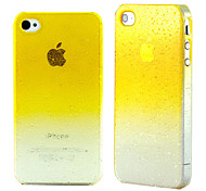 economico -Custodia Per iPhone 4/4S iPhone 4s / 4 Per retro Resistente PC