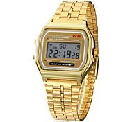economico -Per uomo Orologio da polso Orologio digitale Digitale Digitale Con ciondoli Sveglia Calendario Cronografo / Un anno