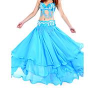 abordables -Danse du ventre Femme Entraînement Taille moyenne Mousseline de soie / Salle de bal