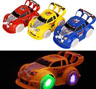 abordables -Électrique de voiture de sport avec Light & Musique Jouets éducatifs (couleur aléatoire)
