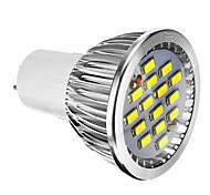 abordables -1pc 6 W Spot LED 400 lm E14 GU10 E26 / E27 15 Perles LED SMD 5730 Intensité Réglable Blanc Chaud Blanc Froid Blanc Naturel 220-240 V 110-130 V