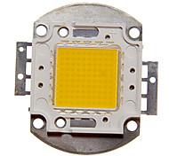 abordables -zdm bricolage 100w 8500-9500lm blanc chaud / blanc froid / lumière naturellement blanche intégré led module (dc33-35v 3a) réverbère pour projection de soudure de fil d'or léger sur support en cuivre