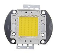 abordables -zdm ™ diy 50w intégré / module haute performance LED naturellement blanc / haute performance 4500-5000lm 4000-4500k intégré (32-35v 1.3-1.5a)