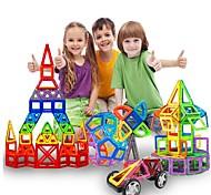 economico -Magneti giocattolo Costruzioni Magneti ultra resistenti Magneti al neodimio Blocchi magnetici 3D ABS educativo Giocattolo a vapore Per bambini / Per adulto Da ragazzo Da ragazza Giocattoli Regalo
