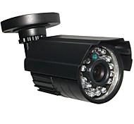 abordables -cctv hd 24ir 900tvl cmos ir-cut jour / nuit caméra de sécurité à domicile étanche avec support