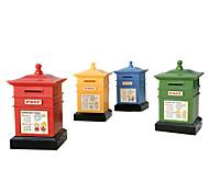 abordables -créatifs jouets bancaires boîte aux lettres forme de pièces de monnaie pour les cadeaux