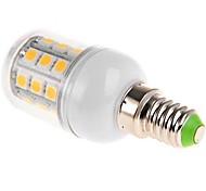 economico -1pc 4 W LED a pannocchia 210lm E14 G9 E26 / E27 27 Perline LED SMD 5050 Bianco caldo Luce fredda Bianco 220-240 V