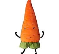 abordables -24inch carotte orange farcis peluche