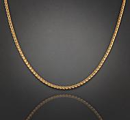 Necklace Chain Types Miniinthebox Com
