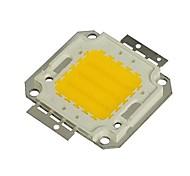 economico -zdm 1pc fai da te 30w 2800-3500lm bianco caldo 3000-3500k luce led integrato modulo (dc33-35v 0.8a) lampione per proiettare saldatura filo d'oro leggero di staffa di rame