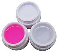 economico -Smalto gel per unghie 14 ml 3 pcs Gel colorato UV / Classico Impregna fuori dal duraturo Quotidiano Gel colorato UV / Classico