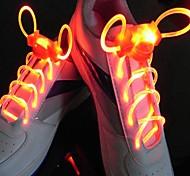 abordables -SENCART Lacet LED Batterie Imperméable / Intensité Réglable