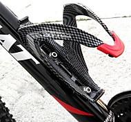 abordables -Vélo Porte-bouteille d'eau Fibre de carbone Poids Léger Pour Cyclisme Vélo de Route Vélo tout terrain / VTT Fibre de carbone Plein carbone Noir