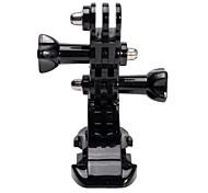 abordables -Accessoires Fixation Haute qualité Pour Caméra d'action Gopro 6 Gopro 5 Gopro 4 Gopro 2 Sports DV Universel Auto Motoneige Aviation
