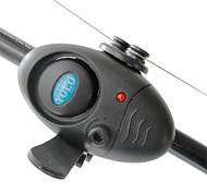 economico -Antizanzara elettronico Avvisatore acustico da pesca 1 pcs Per la pesca Plastica Pesca di mare Pesca di acqua dolce Pesca con esca