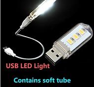 abordables -Lampe de Lecture LED / LED Night Light Décorative USB 1pc